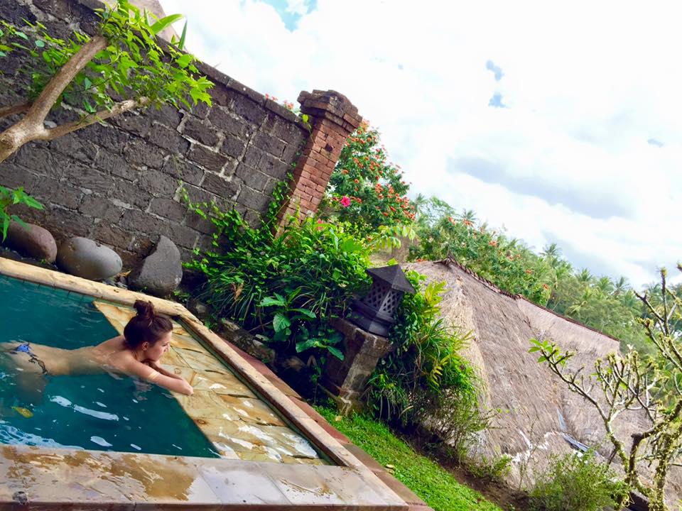 piscine hôtel bali