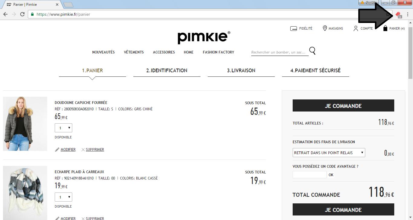 pimkie-wanteeed